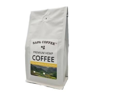 Sapa Coffee - Colombian Hemp 500x400